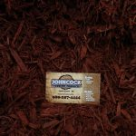 Dark Red Mulch